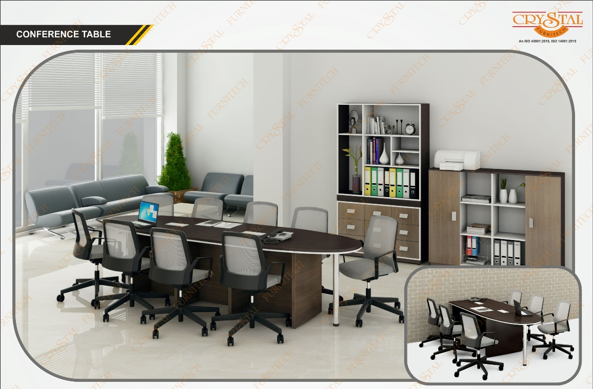 In a Workplace, Modular Furniture is the Quick fix to Orderliness
