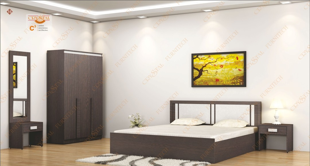 Design your own bedroom with Modern bedroom furniture