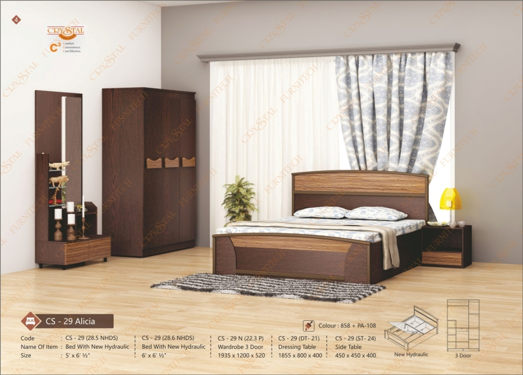 CS 29 Alicia Bedroom Set