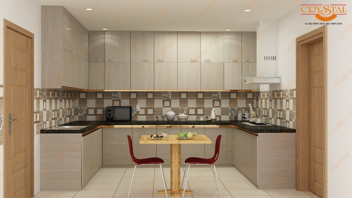 Modular Kitchen Design solution